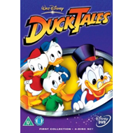 Produktbilde for Ducktales - Vol 1 - First Collection (UK-import) (DVD)