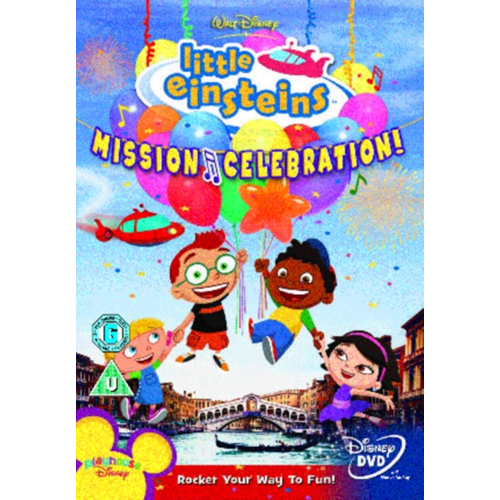 Little Einsteins: Volume 1 - Mission Celebration (UK-import) (DVD)