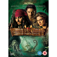 Produktbilde for Pirates Of The Caribbean: Dead Man's Chest (UK-import) (DVD)