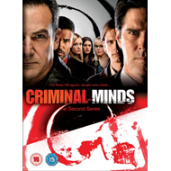 Criminal Minds: The Second Series (UK-import) (DVD)