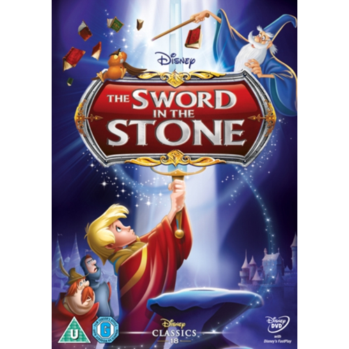 Sword In The Stone (UK-import) (DVD)
