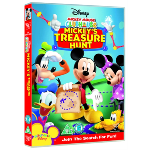 Mickey Mouse Clubhouse: Treasure Hunt (UK-import) (DVD)