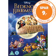 Bedknobs And Broomsticks (UK-import) (DVD)