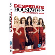 Produktbilde for Frustrerte Fruer / Desperate Housewives - Sesong 5 (UK-import) (DVD)