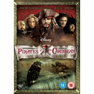Produktbilde for Pirates Of The Caribbean: At World's End (UK-import) (DVD)