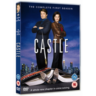 Castle - Sesong 1 (UK-import) (DVD)