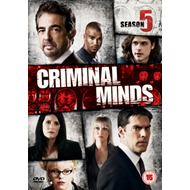 Criminal Minds: The Fifth Series (UK-import) (DVD)