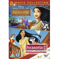 Produktbilde for Pocahontas/Pocahontas II - Journey To A New World (UK-import) (DVD)