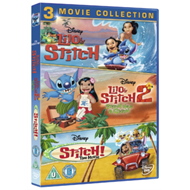 Lilo And Stitch/Lilo And Stitch 2/Stitch! The Movie (UK-import) (DVD)