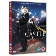 Castle - Sesong 2 (UK-import) (DVD)