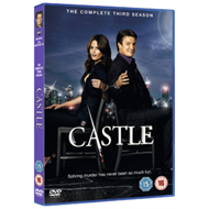 Castle - Sesong 3 (UK-import) (DVD)