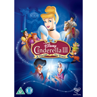 Produktbilde for Cinderella 3 - A Twist In Time (UK-import) (DVD)