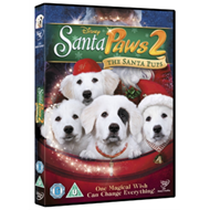Produktbilde for Santa Paws 2 - The Santa Pups (UK-import) (DVD)