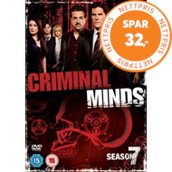 Produktbilde for Criminal Minds - Sesong 7 (UK-import) (DVD)