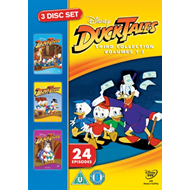 Produktbilde for Ducktales - Vol 3 - Third Collection (UK-import) (DVD)