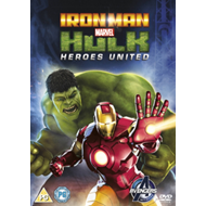 Iron Man And Hulk: Heroes United (UK-import) (DVD)