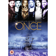 Once Upon A Time: The Complete Second Season (UK-import) (DVD)