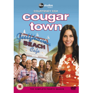 Cougar Town - Sesong 4 (UK-import) (DVD)