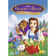 Beauty And The Beast: Belle's Magical World (UK-import) (DVD)