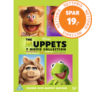The Muppets Bumper Seven Movie Collection (UK-import) (DVD)
