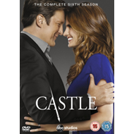 Castle - Sesong 6 (UK-import) (DVD)