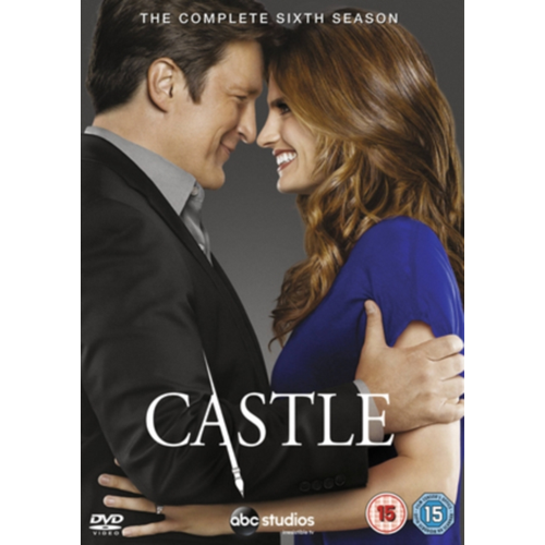 Castle: The Complete Sixth Season (UK-import) (DVD)