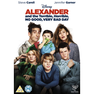 Alexander And The Terrible, Horrible, No Good, Very Bad Day (UK-import) (DVD)