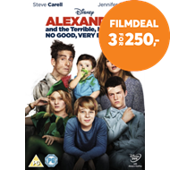 Produktbilde for Alexander And The Terrible, Horrible, No Good, Very Bad Day (UK-import) (DVD)