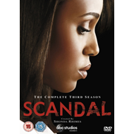 Produktbilde for Scandal - Sesong 3 (UK-import) (DVD)