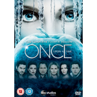 Once Upon A Time: The Complete Fourth Season (UK-import) (DVD)