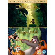 Jungle Book: 2-Movie Collection (UK-import) (DVD)