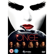 Once Upon A Time: The Complete Fifth Season (UK-import) (DVD)