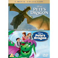 Pete's Dragon: 2-Movie Collection (UK-import) (DVD)