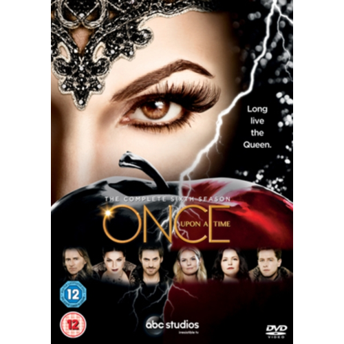 Once Upon A Time: The Complete Sixth Season (UK-import) (DVD)