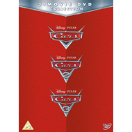 Cars: 3-Movie Collection (UK-import) (DVD)