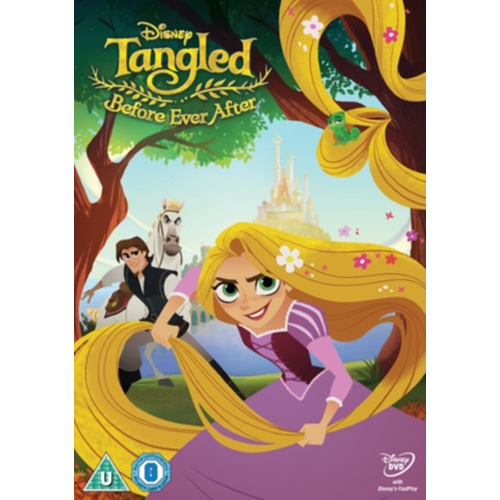 Tangled: Before Ever After (UK-import) (DVD)