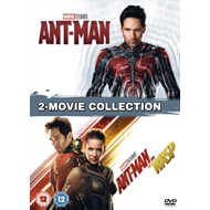 Produktbilde for Ant-Man: 2-Movie Collection (UK-import) (DVD)