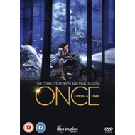 Produktbilde for Once Upon A Time: The Complete Seventh And Final Season (UK-import) (DVD)