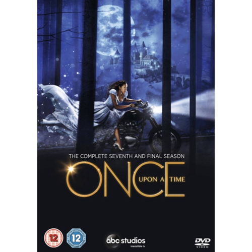Once Upon A Time: The Complete Seventh And Final Season (UK-import) (DVD)