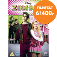 Produktbilde for Disney Zombies (UK-import) (DVD)