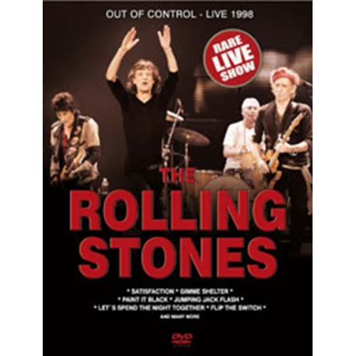 Rolling Stones: Out Of Control (UK-import) (DVD)