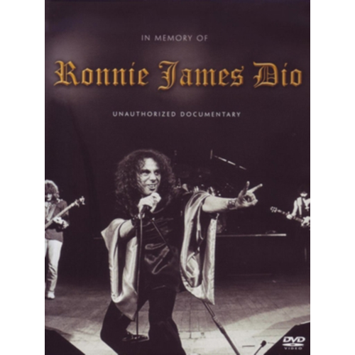 Ronnie James Dio: In Memory Of - Unauthorised Documentary (UK-import) (DVD)
