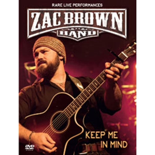 Zac Brown Band: Keep Me In Mind (UK-import) (DVD)