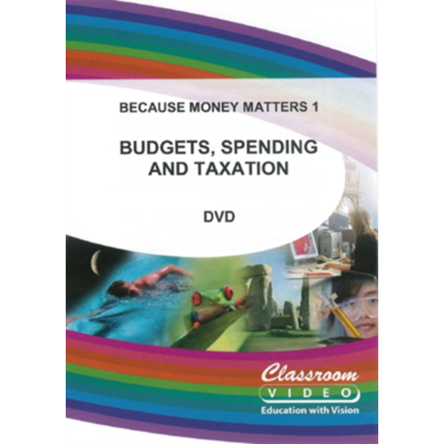 Because Money Matters: Part One - Budgets, Spending And Taxation (UK-import) (DVD)