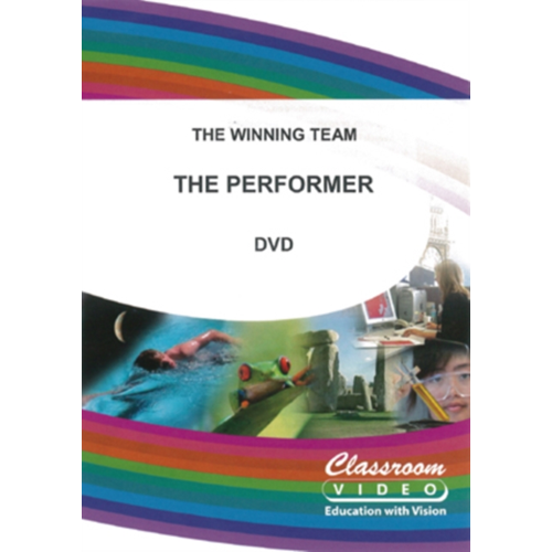 Winning Team: The Performer (UK-import) (DVD)
