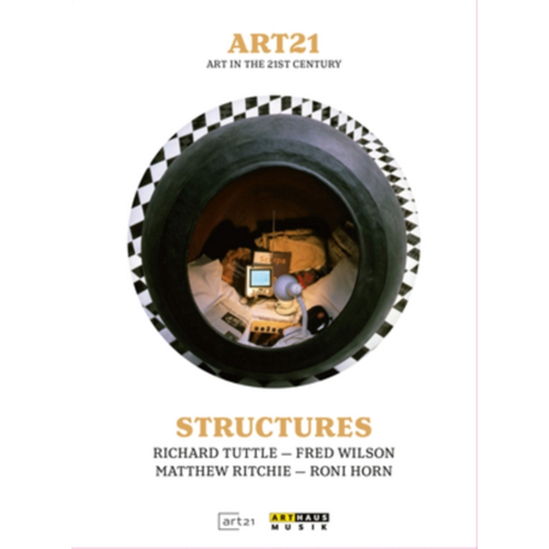 Art 21 - Art In The 21st Century: Structures (UK-import) (DVD)