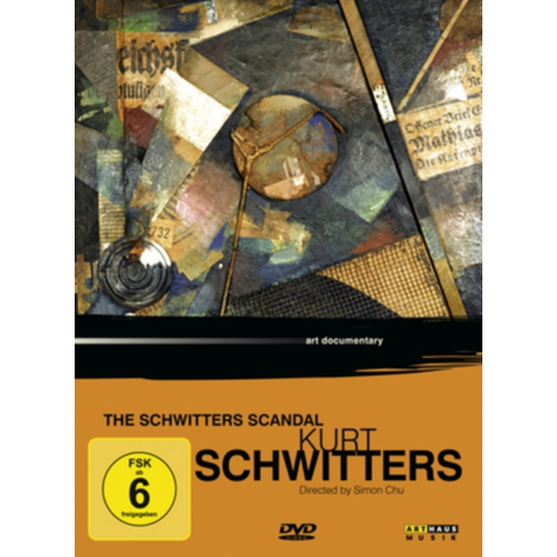 Art Lives: Kurt Schwitters - The Schwitters Scandal (UK-import) (DVD)
