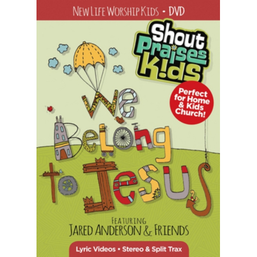 Shout Praises Kids!: We Belong To Jesus (UK-import) (DVD)