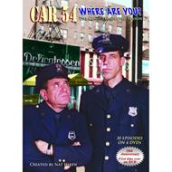 Produktbilde for Car 54, Where Are You?: The Complete Second Season (UK-import) (DVD)