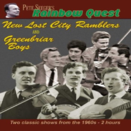 Pete Seeger's Rainbow Quest: New Lost City Ramblers/Greenbriar... (DVD)